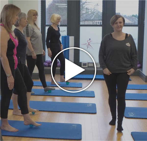 Welcome to Sheffield Pilates video