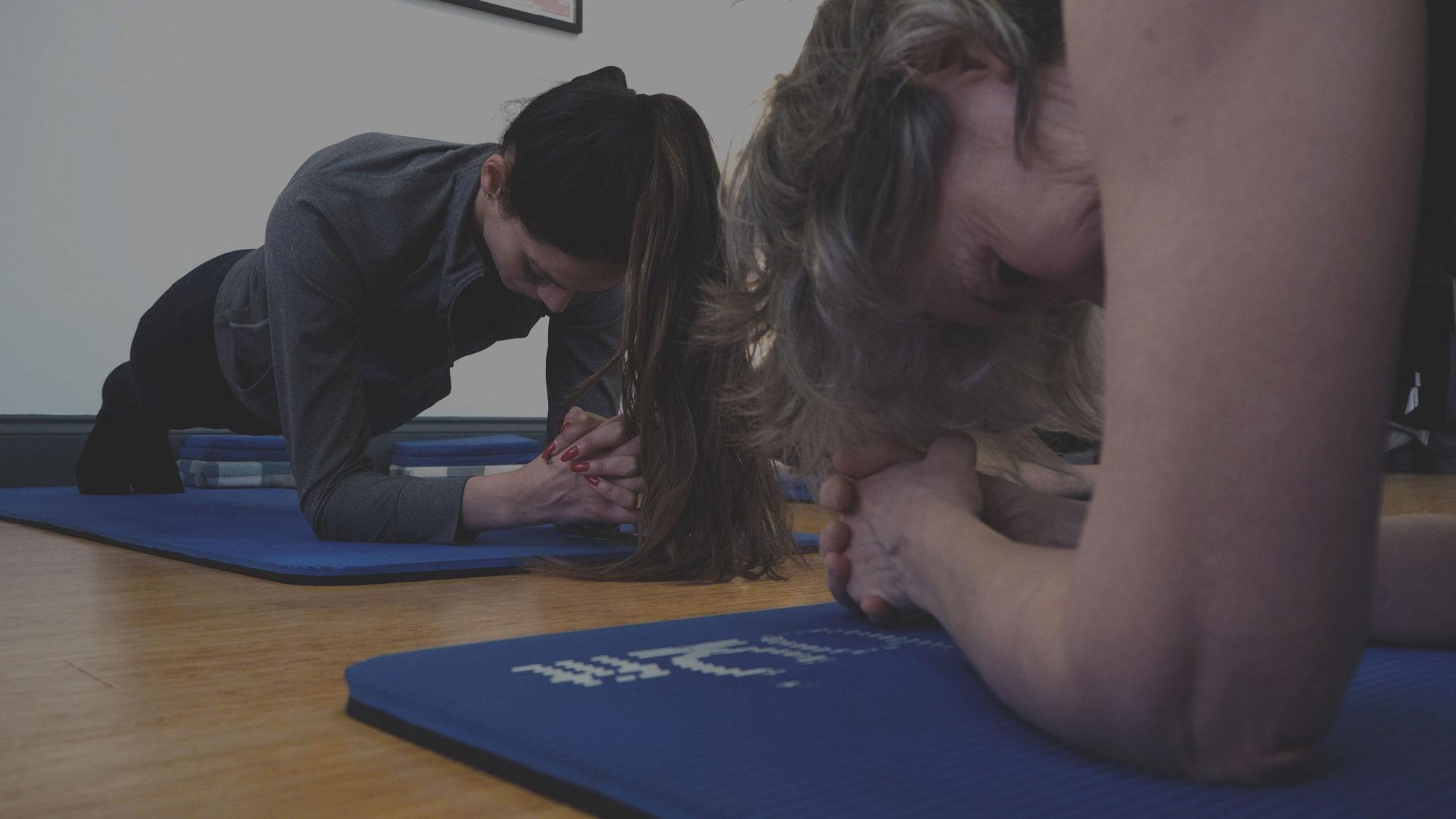 Sheffield Pilates contact