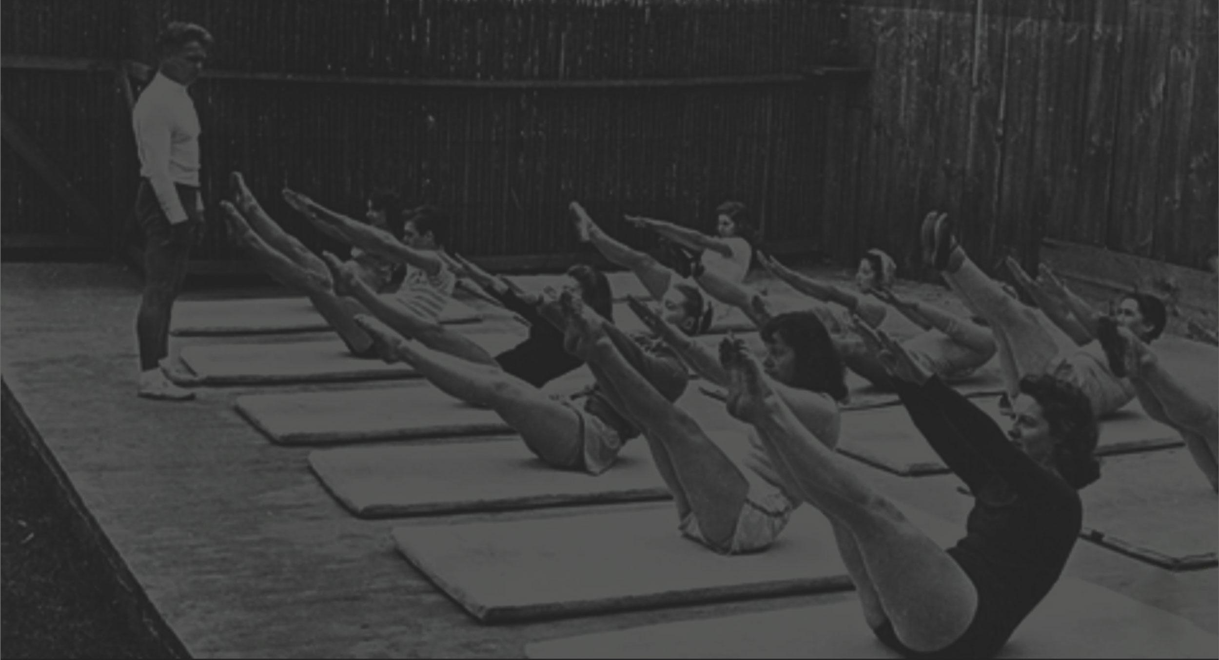 The legacy of Joseph Pilates