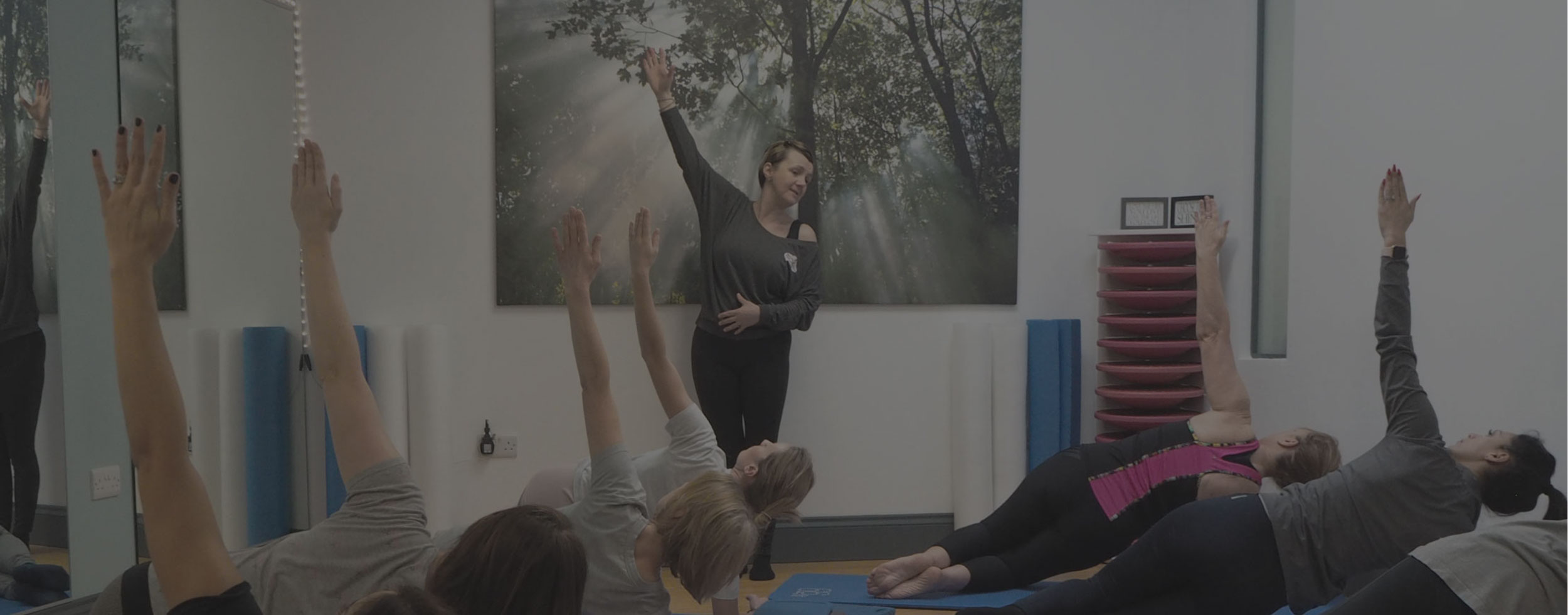Jeni Ferguson Sheffield Pilates